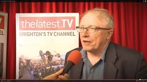 Bill Smith founder of Brighton's Premier TV channel, Latest TV