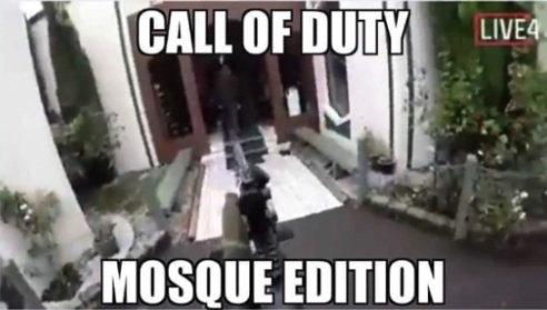 call of duty mosque edition