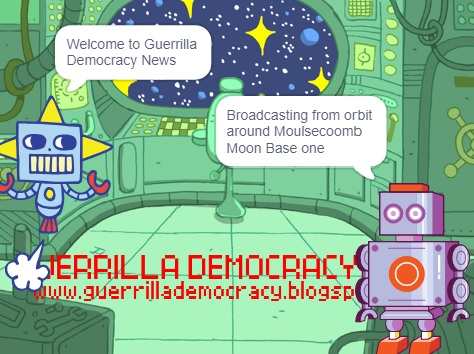 Check out Guerrilla Democracy News on Scratch