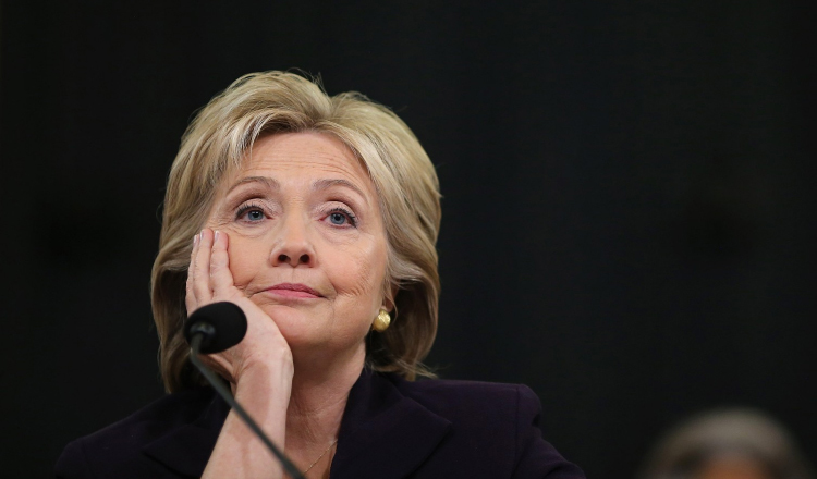 Newly Released Emails Show Hillary Clinton Discussed Classified Foreign Policy Matters Via A 'Secretive Private Comms Channel' With Israeli Prime Minister…
