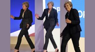 Theresa May, The Dancing Queen