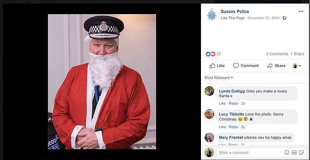 Giles York - Santa or Satan