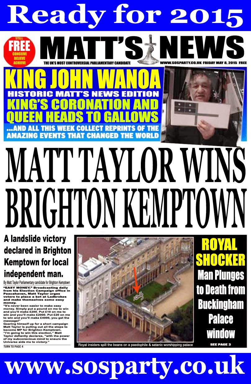Matt Taylor could have won the election if his election office wasn't attacked and sabotaged