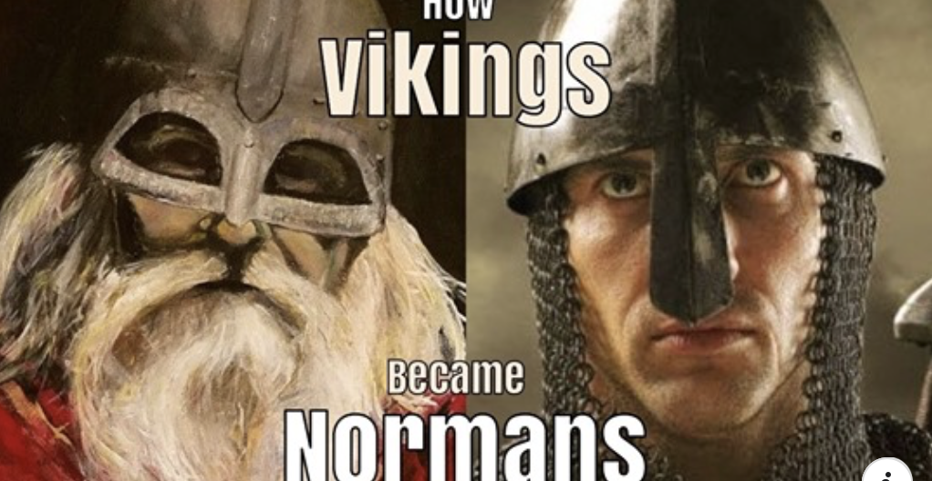 viking to norman