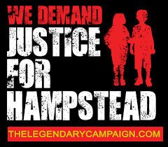 Have you watched the Hampstead tapes?